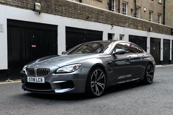 2018 BMW M6 GRAN COUPE - VAT QUALIFYING