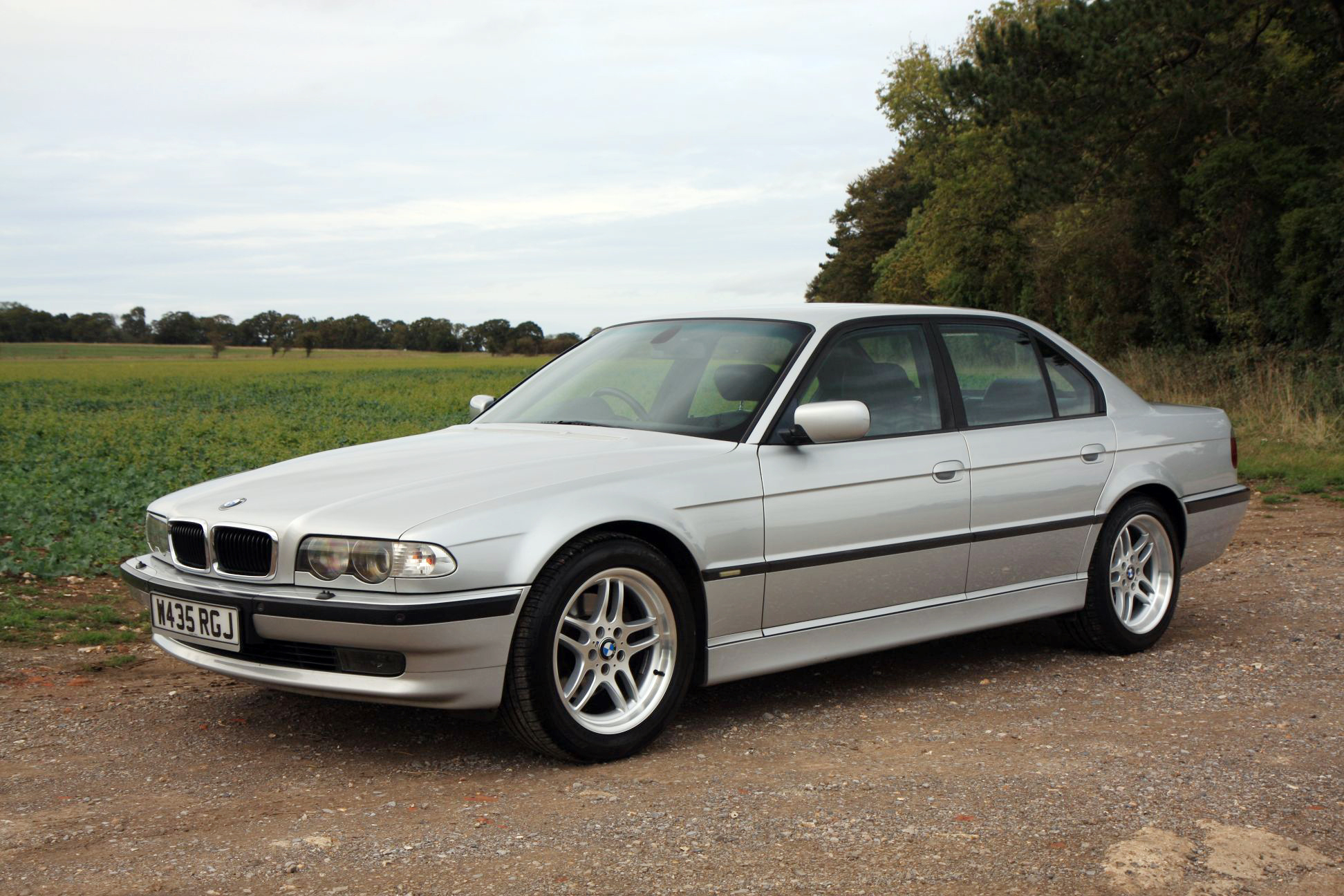 2000 Bmw E38 740i Sport