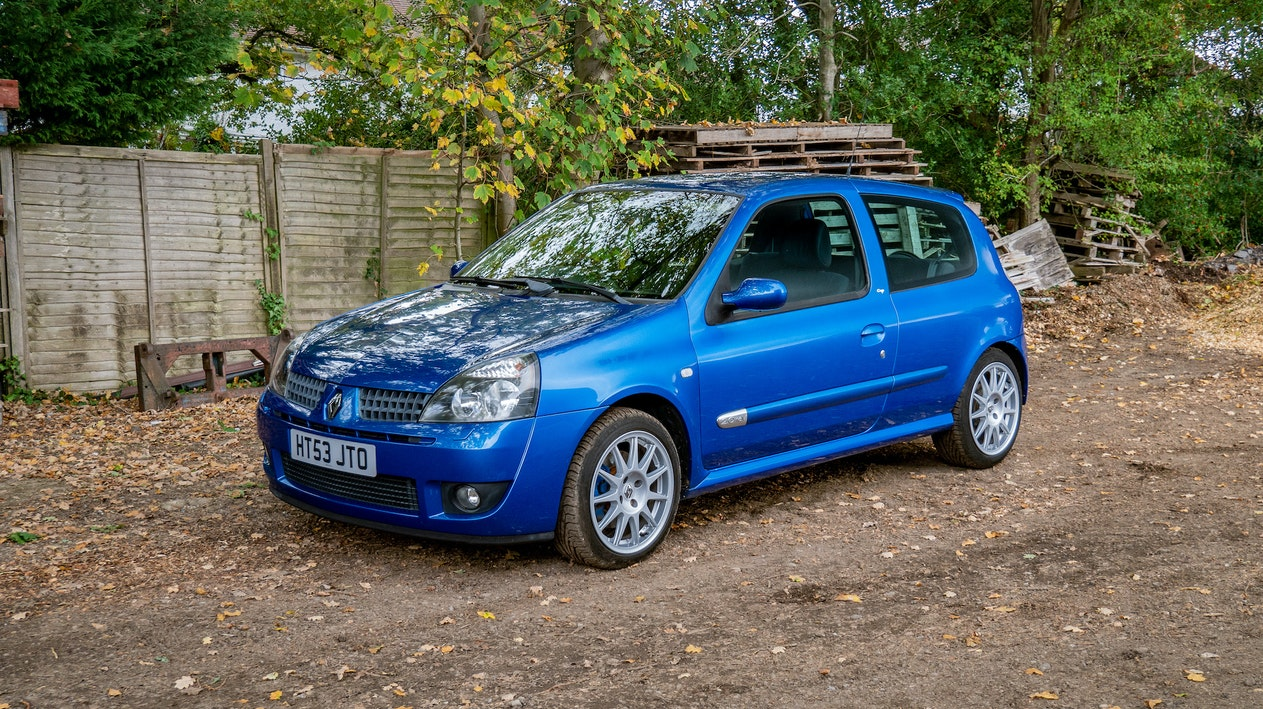 2003 RENAULTSPORT CLIO 172 CUP