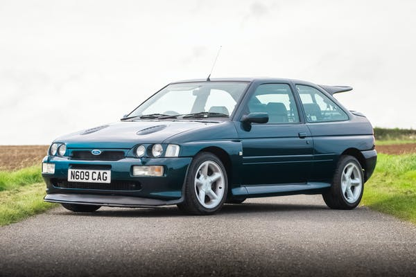 1995 FORD ESCORT RS COSWORTH LUX