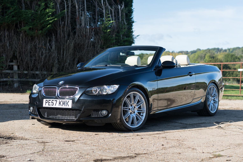 NO RESERVE: 2007 BMW (E93) 335i M SPORT CONVERTIBLE