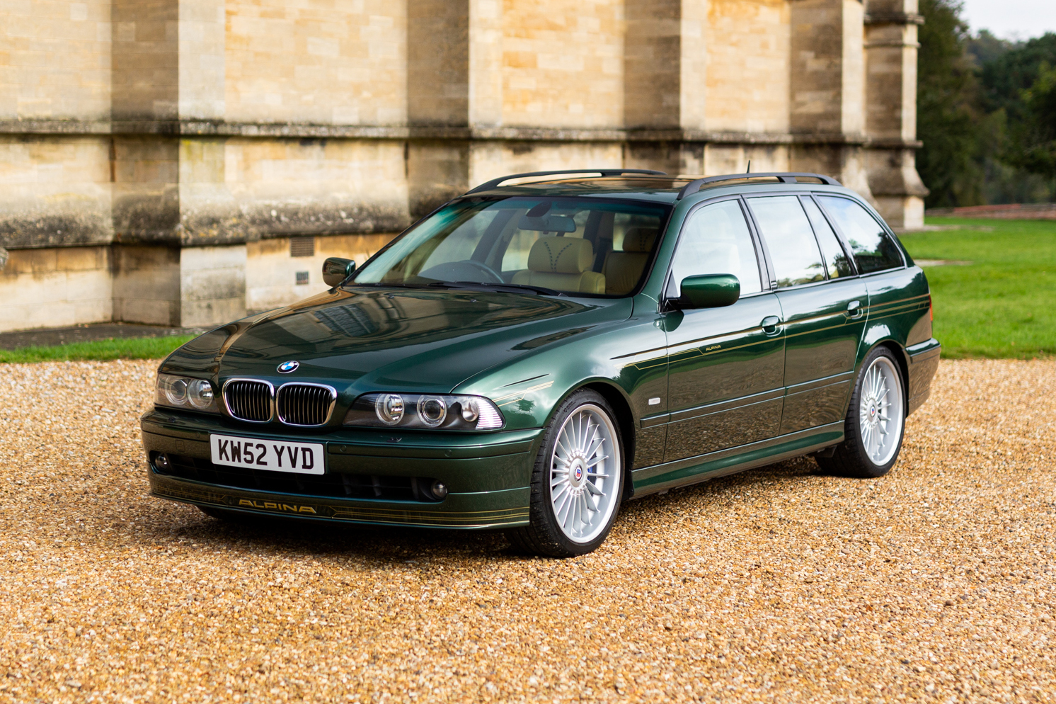 2003 Bmw Alpina E39 B10 V8 S Touring