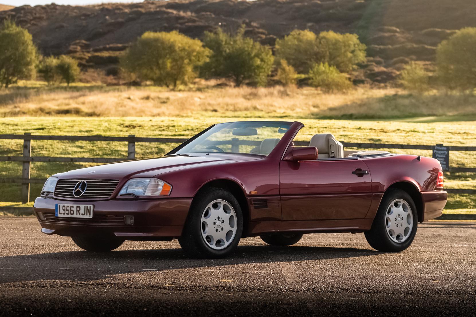 1993 MERCEDES-BENZ (R129) SL500