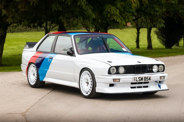 1990 BMW (E30) M3 - TRACK PREPARED