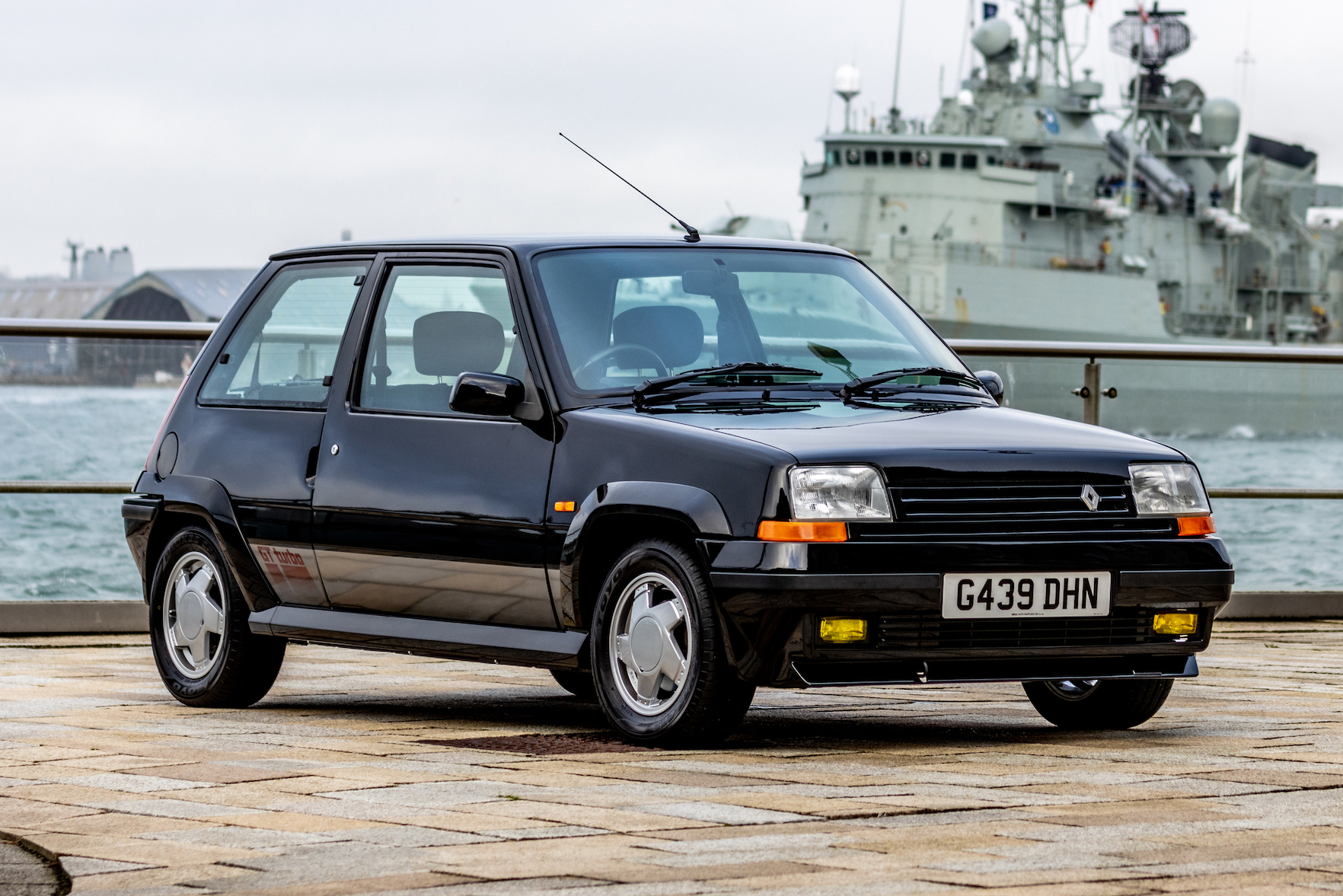 NO RESERVE: 1989 RENAULT 5 GT TURBO - 17,991 MILES