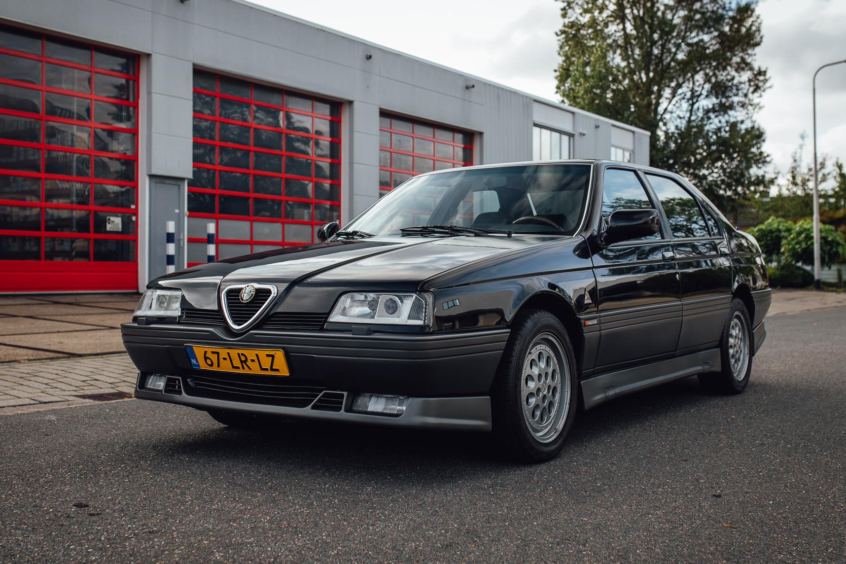 1995 ALFA ROMEO 164 Q4 3.0 V6 - LHD