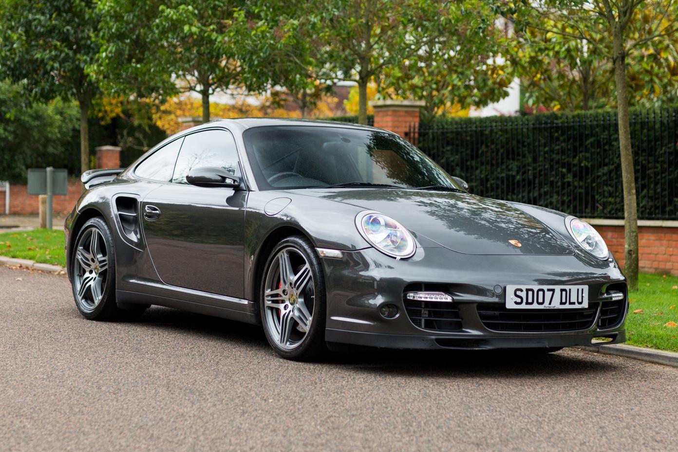 2007 Porsche 911 997 Turbo