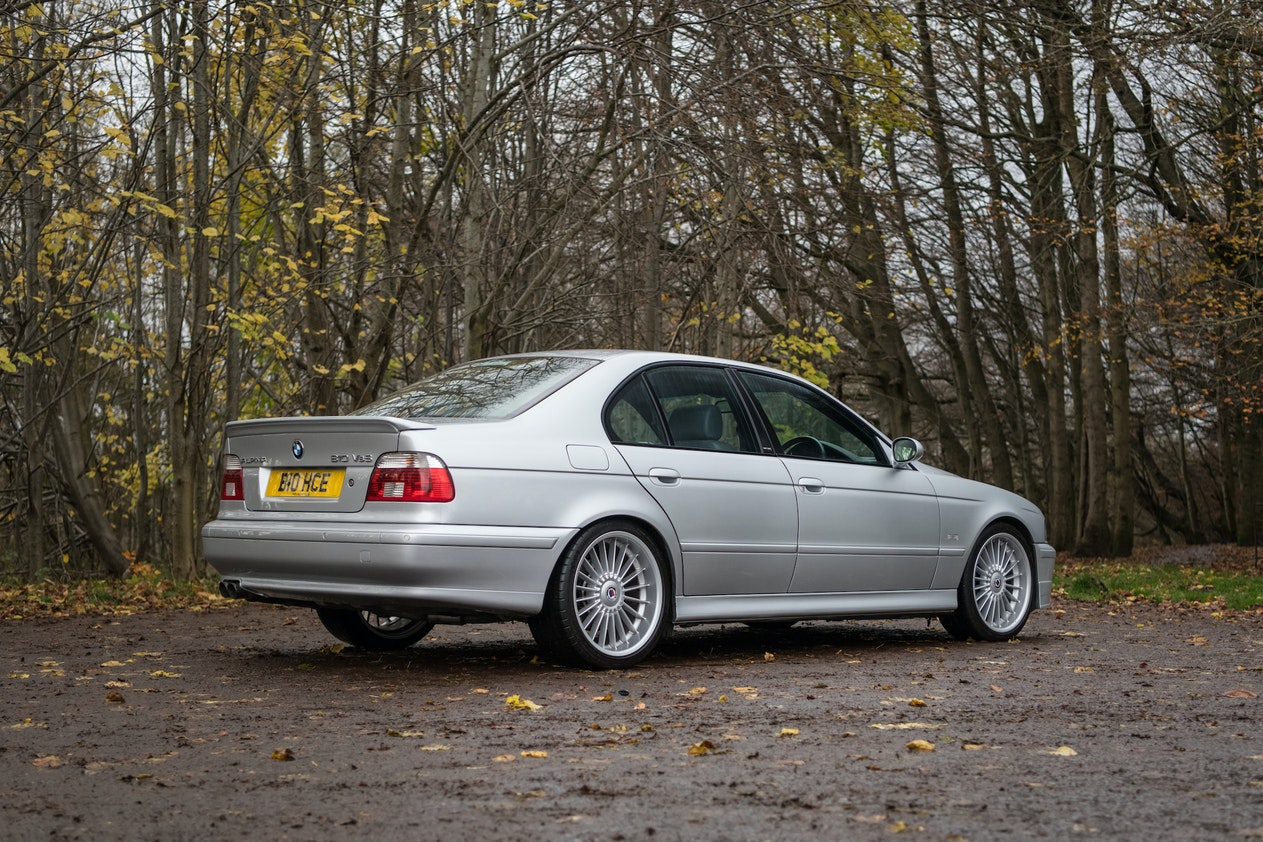 2002 BMW ALPINA (E39) B10 V8S
