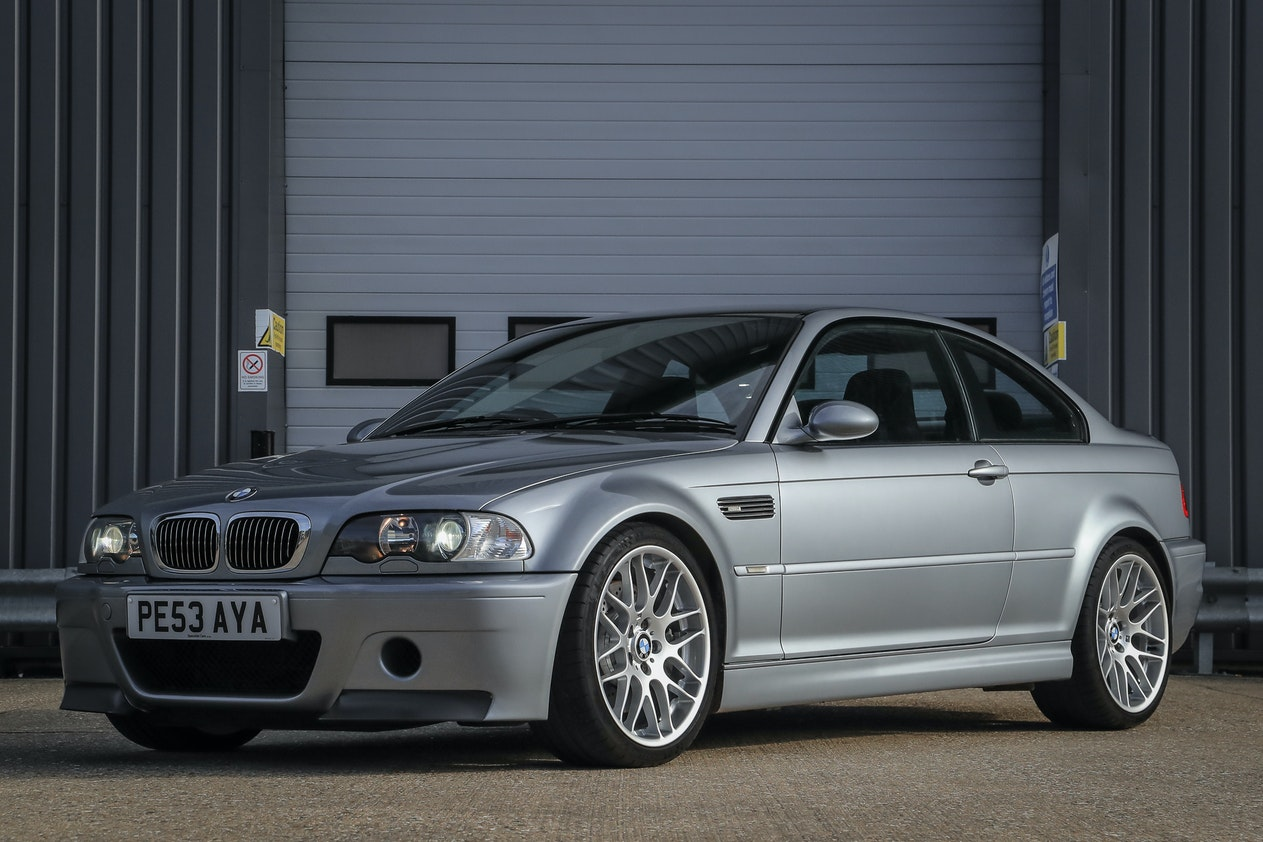 2003 BMW (E46) M3 CSL