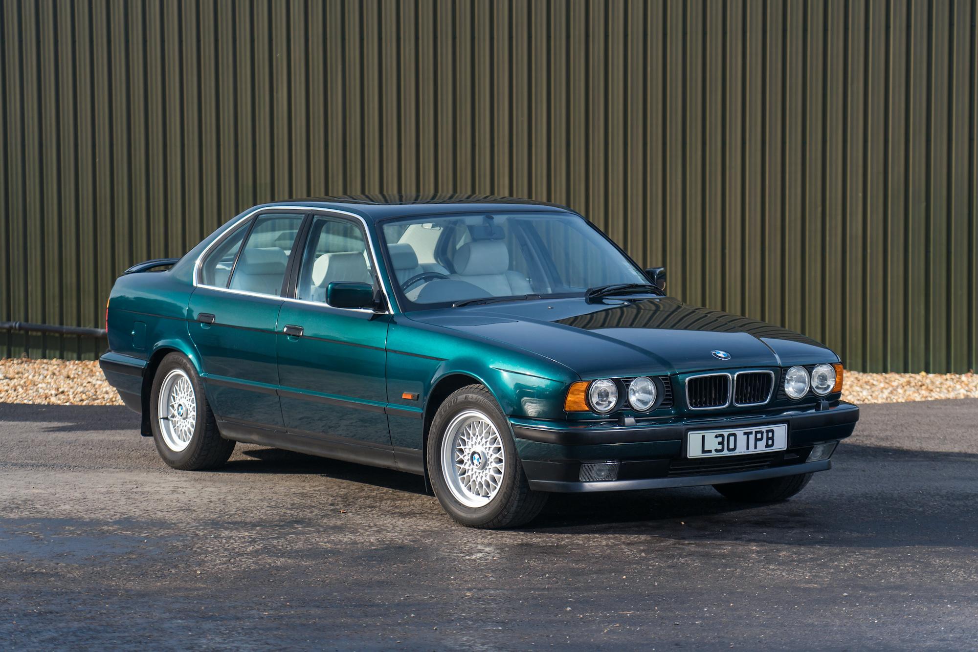 1993 BMW (E34) 530i