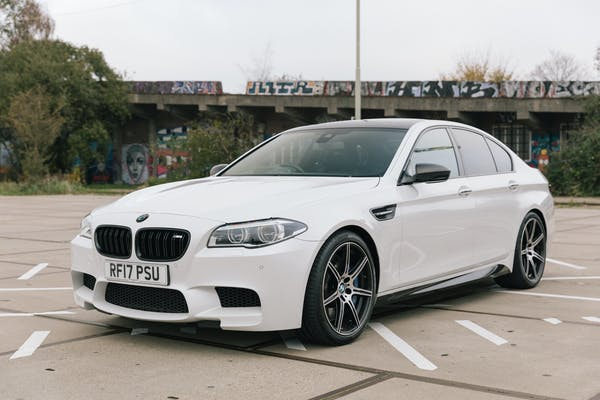 2017 BMW (F10) M5 COMPETITION EDITION 1/200