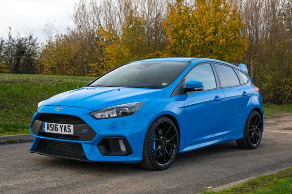 2016 FORD FOCUS RS (MK3)