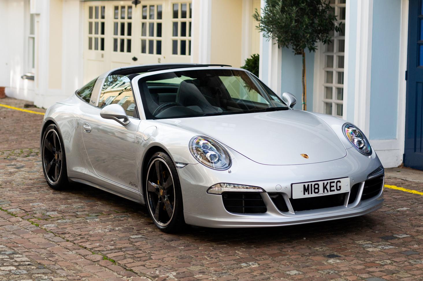 2015 Porsche 911 991 Targa 4s Mayfair Edition