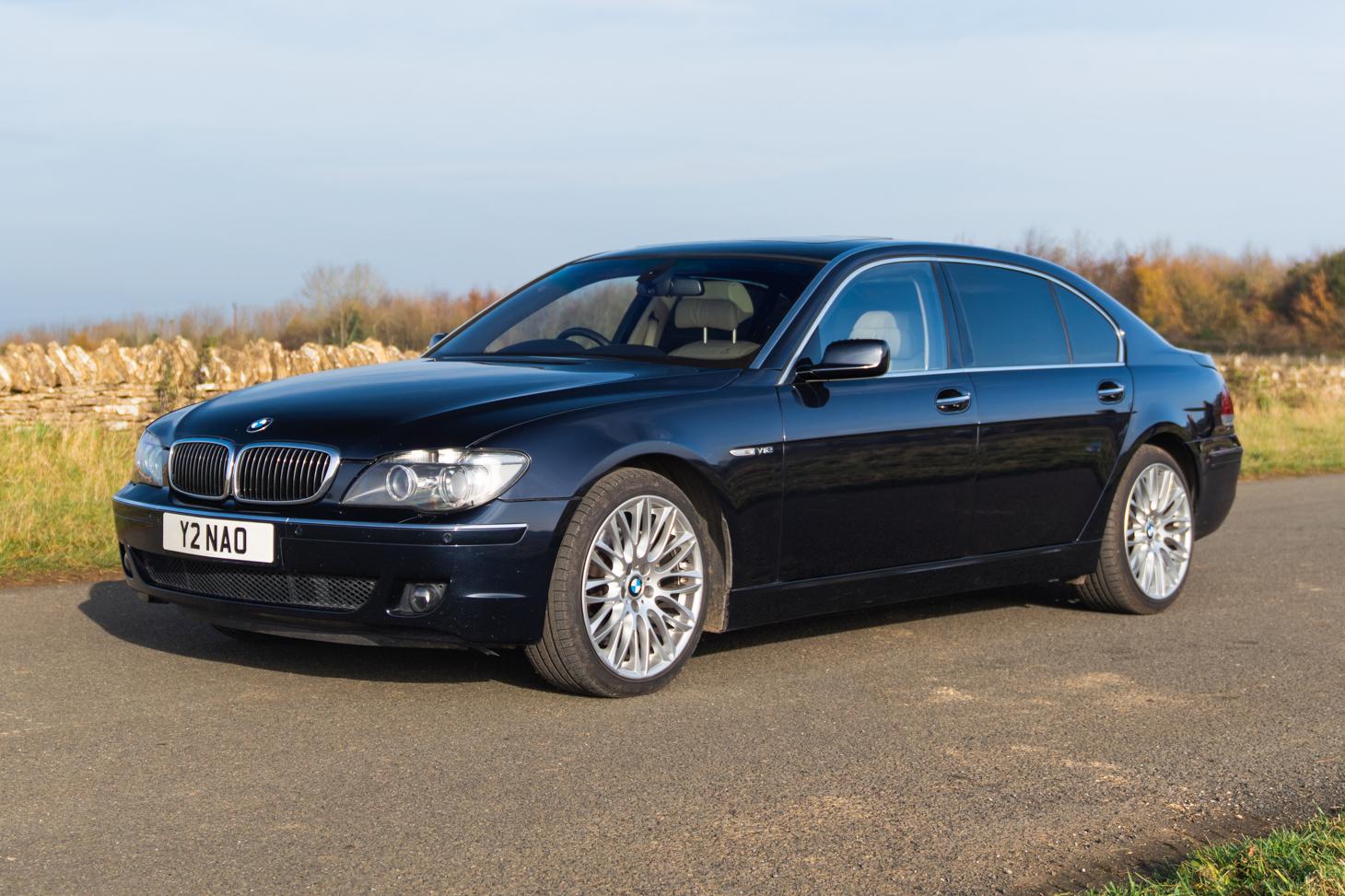 2006 BMW 760Li (E66)