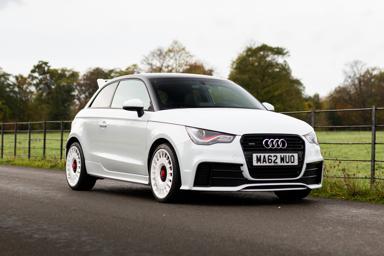 2012 Audi A1 Quattro 1 Of 19 Uk Cars