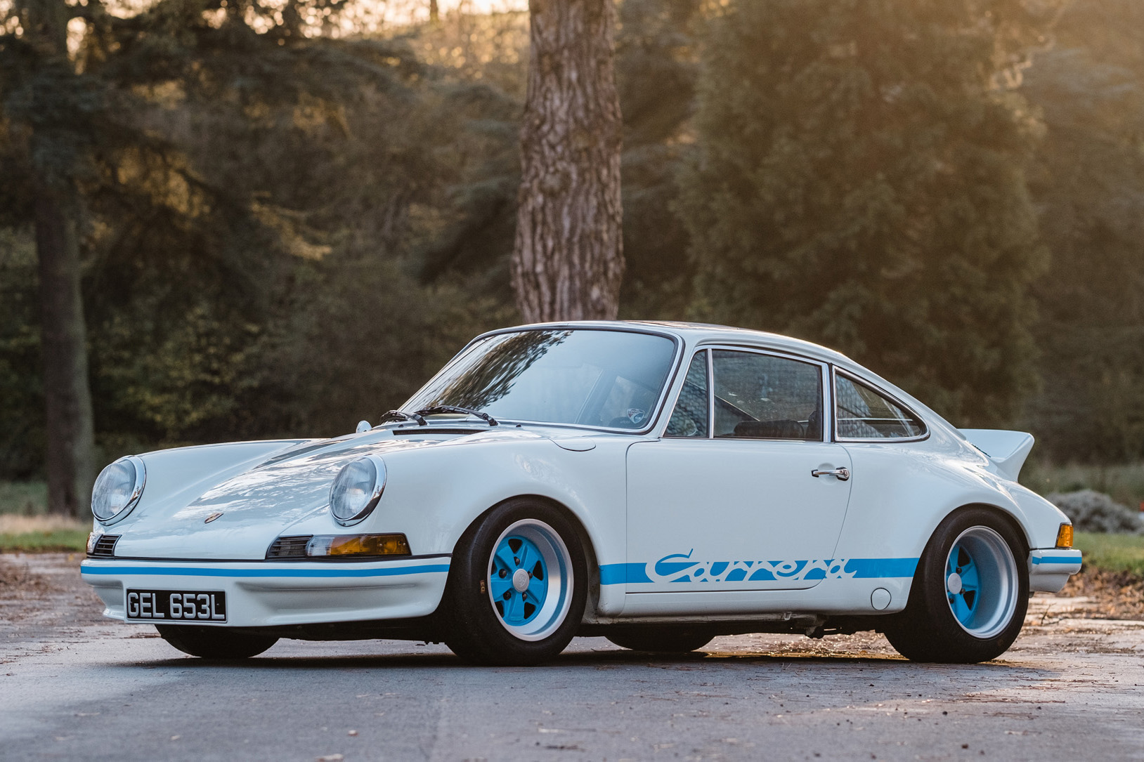 RESERVE LOWERED: 1986 PORSCHE 911 CARRERA - RSR EVOCATION