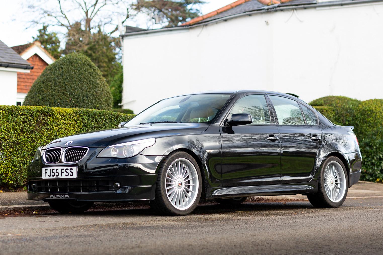 2005 BMW ALPINA (E60) B5 SALOON