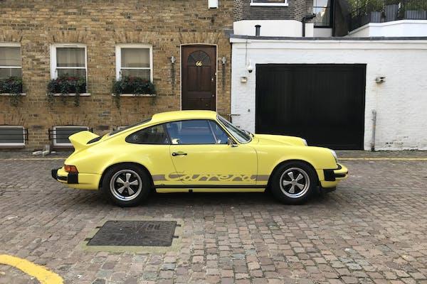 1974 PORSCHE 911 CARRERA 2.7 MFI SPEC