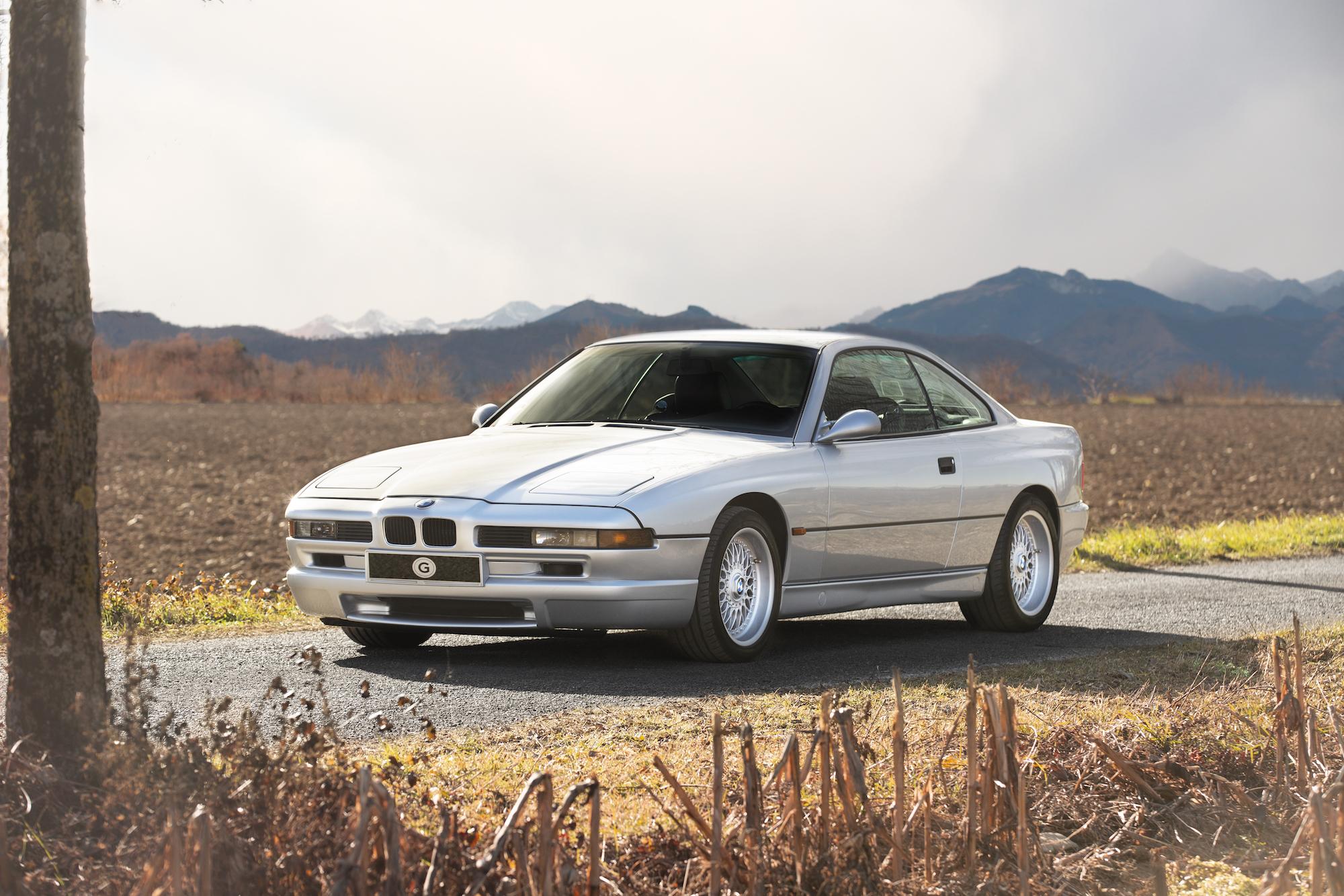1997 BMW 850Ci - ONLY 9,400 KM