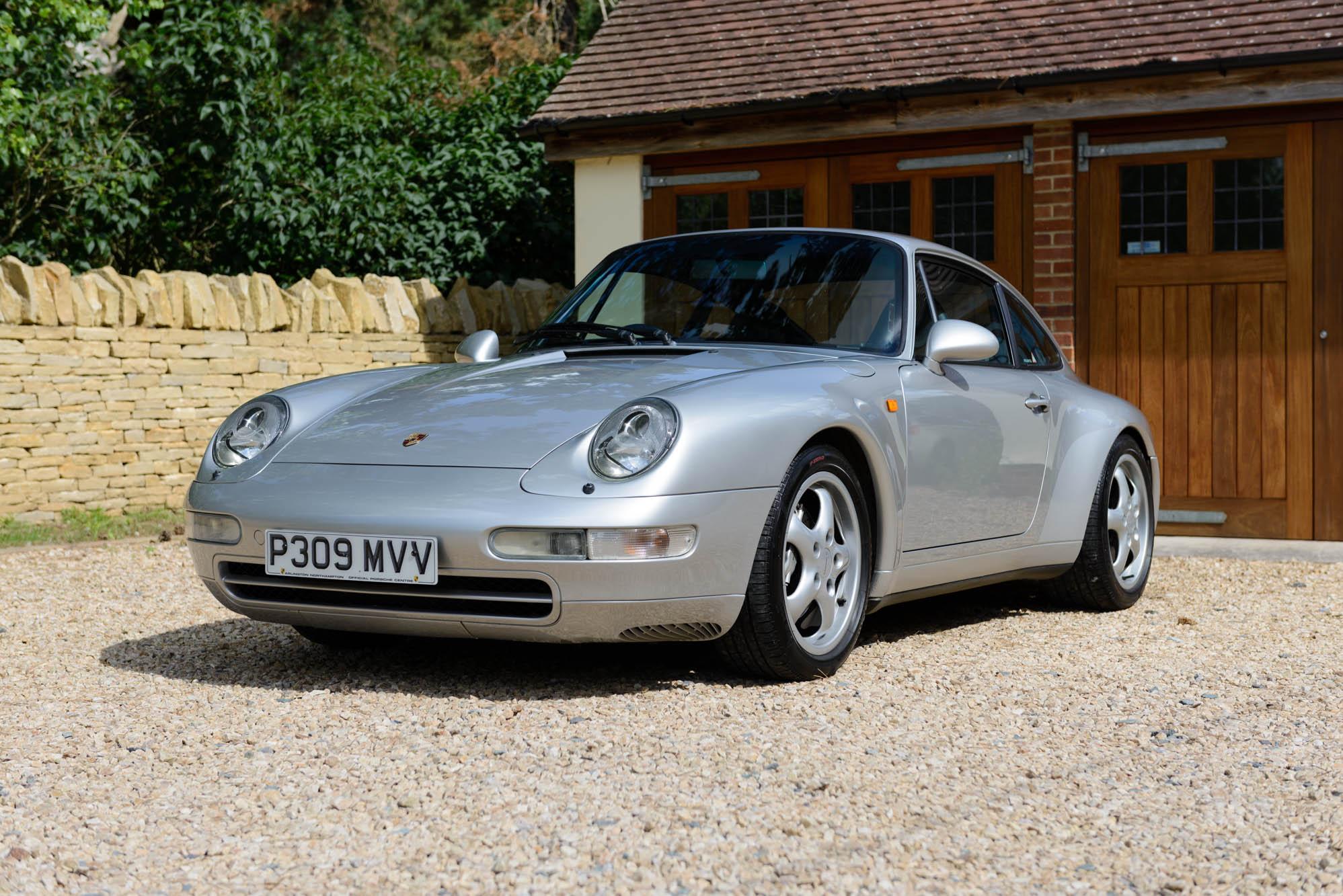 1997 PORSCHE 911 (993) CARRERA 4
