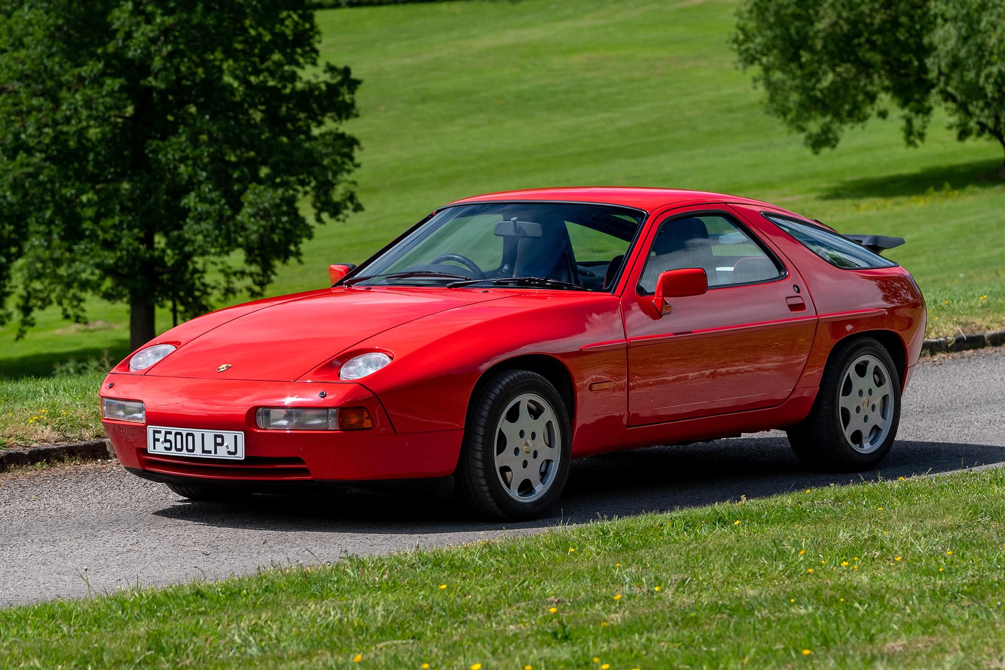 1988 PORSCHE 928 S4 SE - £25,000 SPENT 1,000 MILES AGO