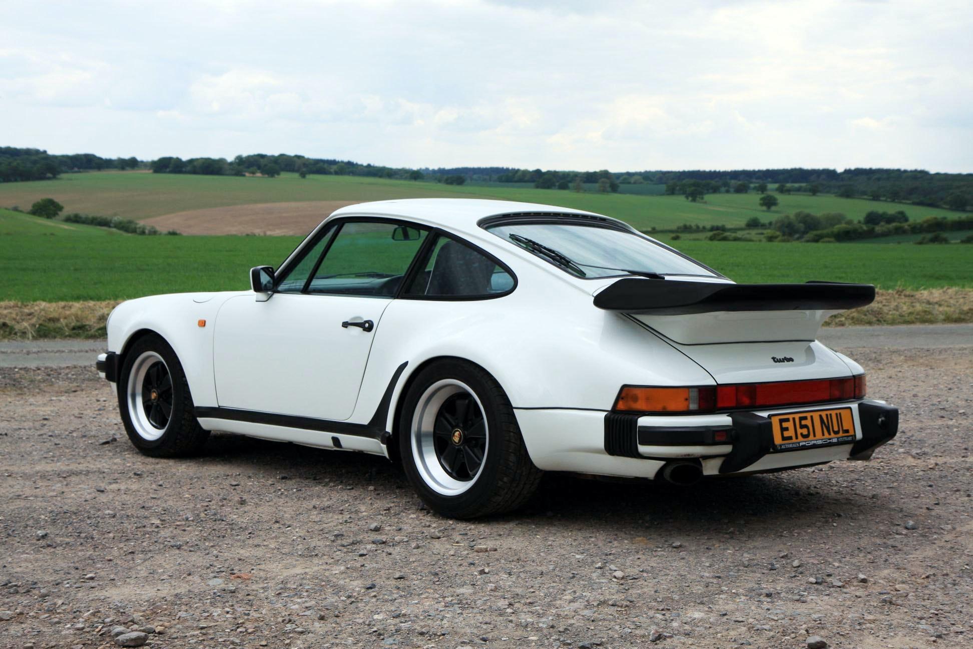 1988 Porsche 911 930 Turbo
