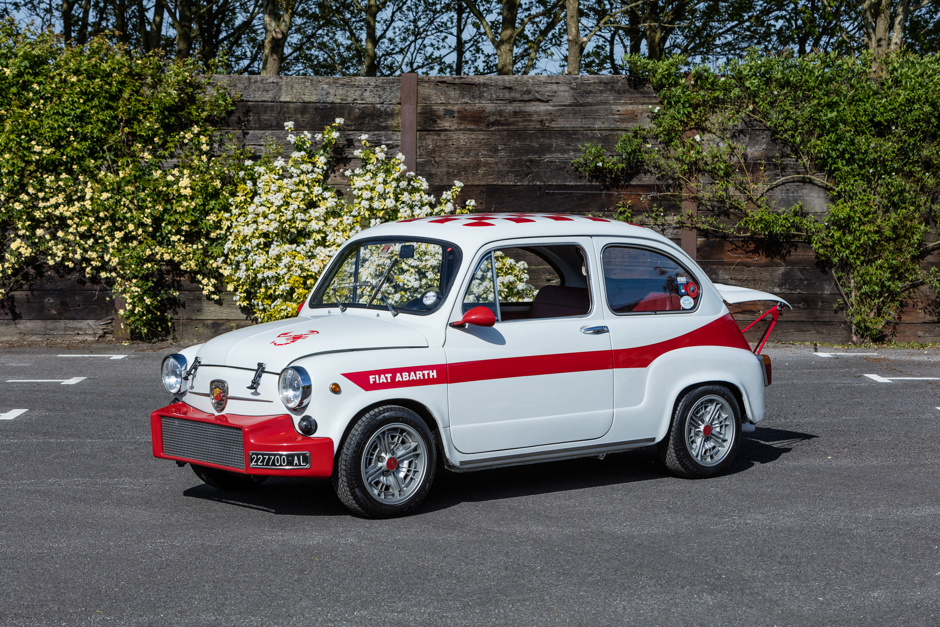 1967 FIAT ABARTH 850 TC TRIBUTE