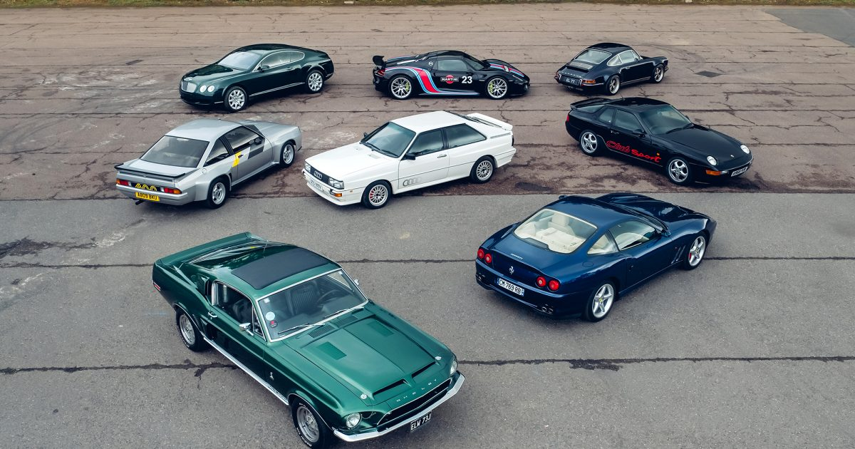 LoveCars spends the day with Collecting Cars