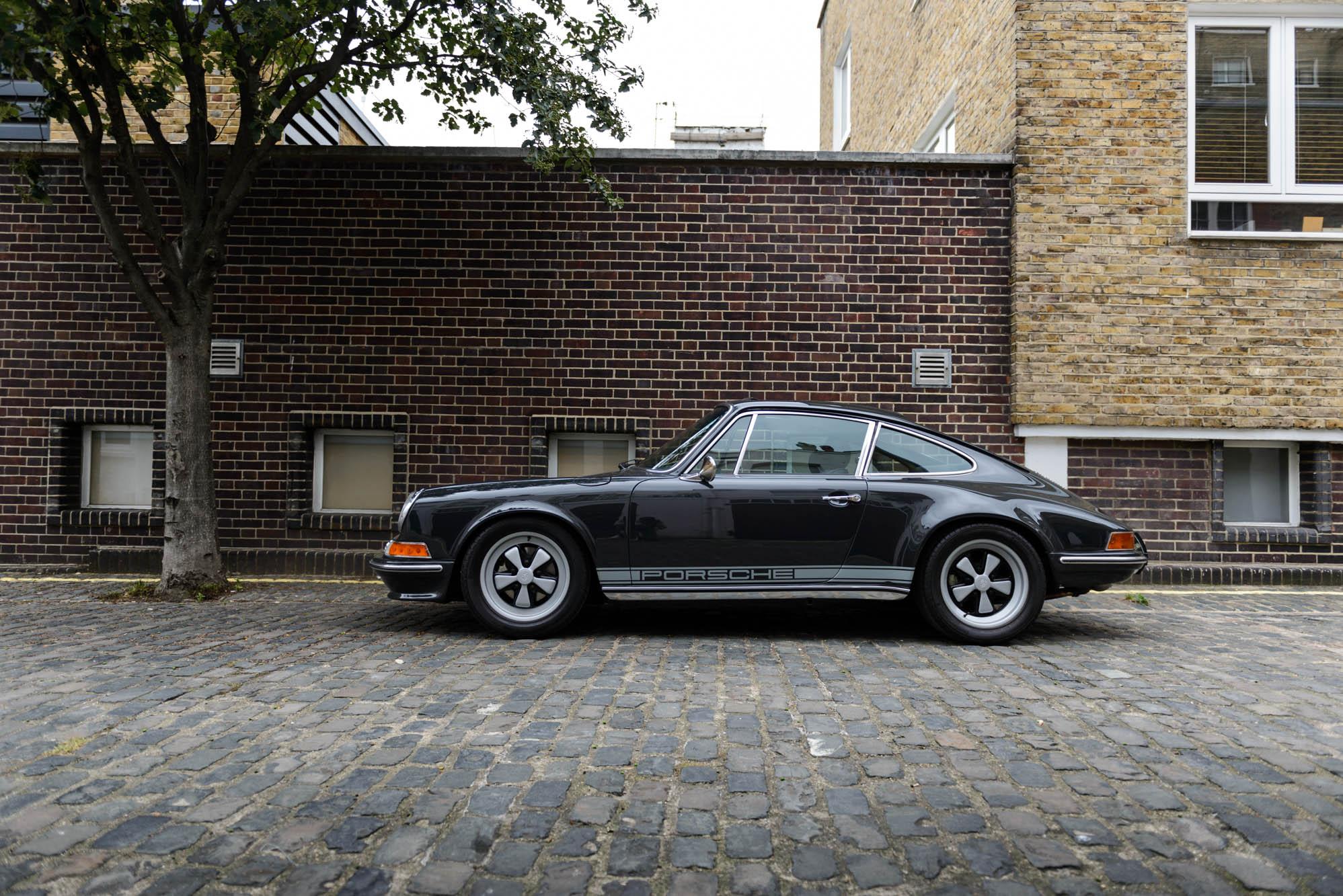 Porsche 911 Dansk Windscreen Corner Repair Panel N//S