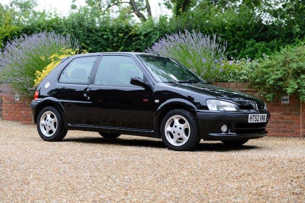 2003 PEUGEOT 106 GTI