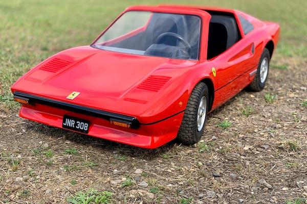 1988 FERRARI 308 GTS BY AGOSTINI