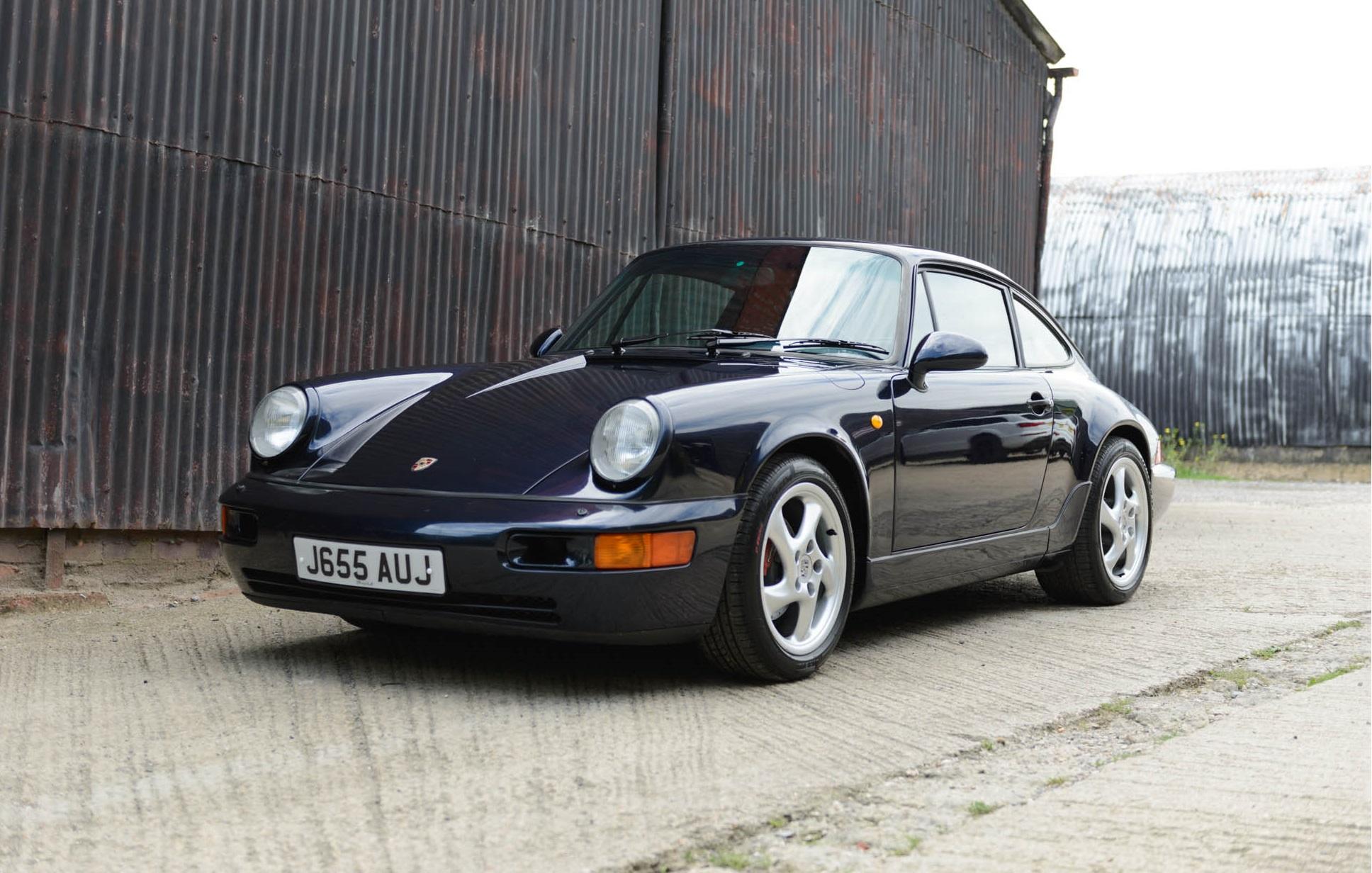 1991 PORSCHE 911 (964) CARRERA 2 TIPTRONIC