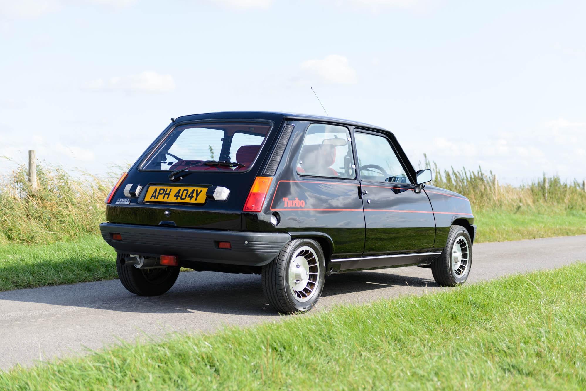 1983 Renault 5 Gordini Turbo
