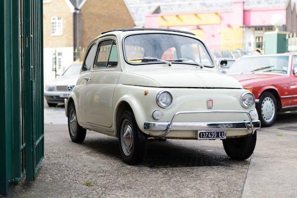 1969 FIAT 500L 'LUSSO'
