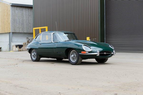 PROJECT CAR - 1967 JAGUAR E-TYPE SERIES 1 4.2 2+2