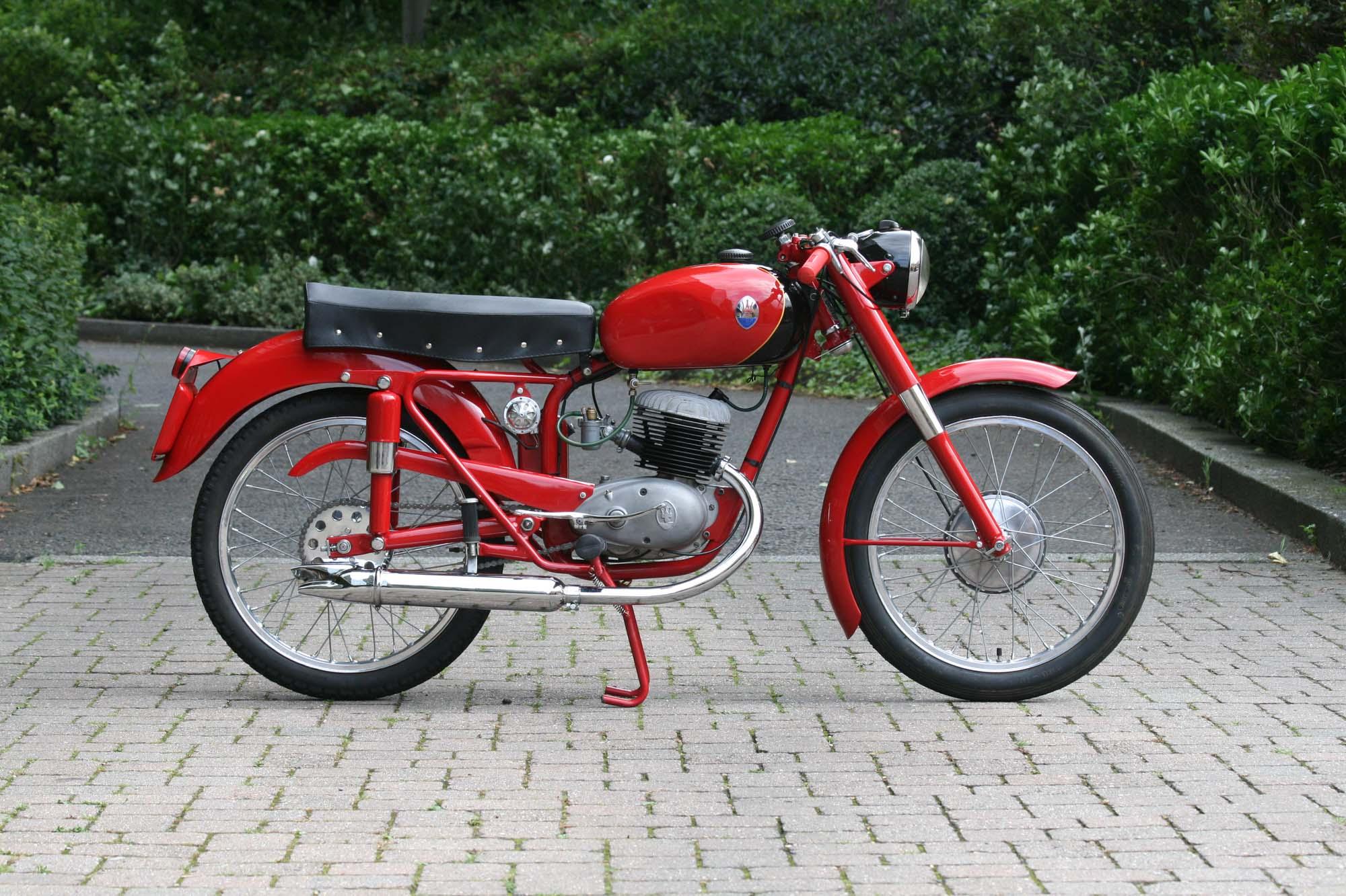 1955 MASERATI 125 T2 TURISMO VELOCE