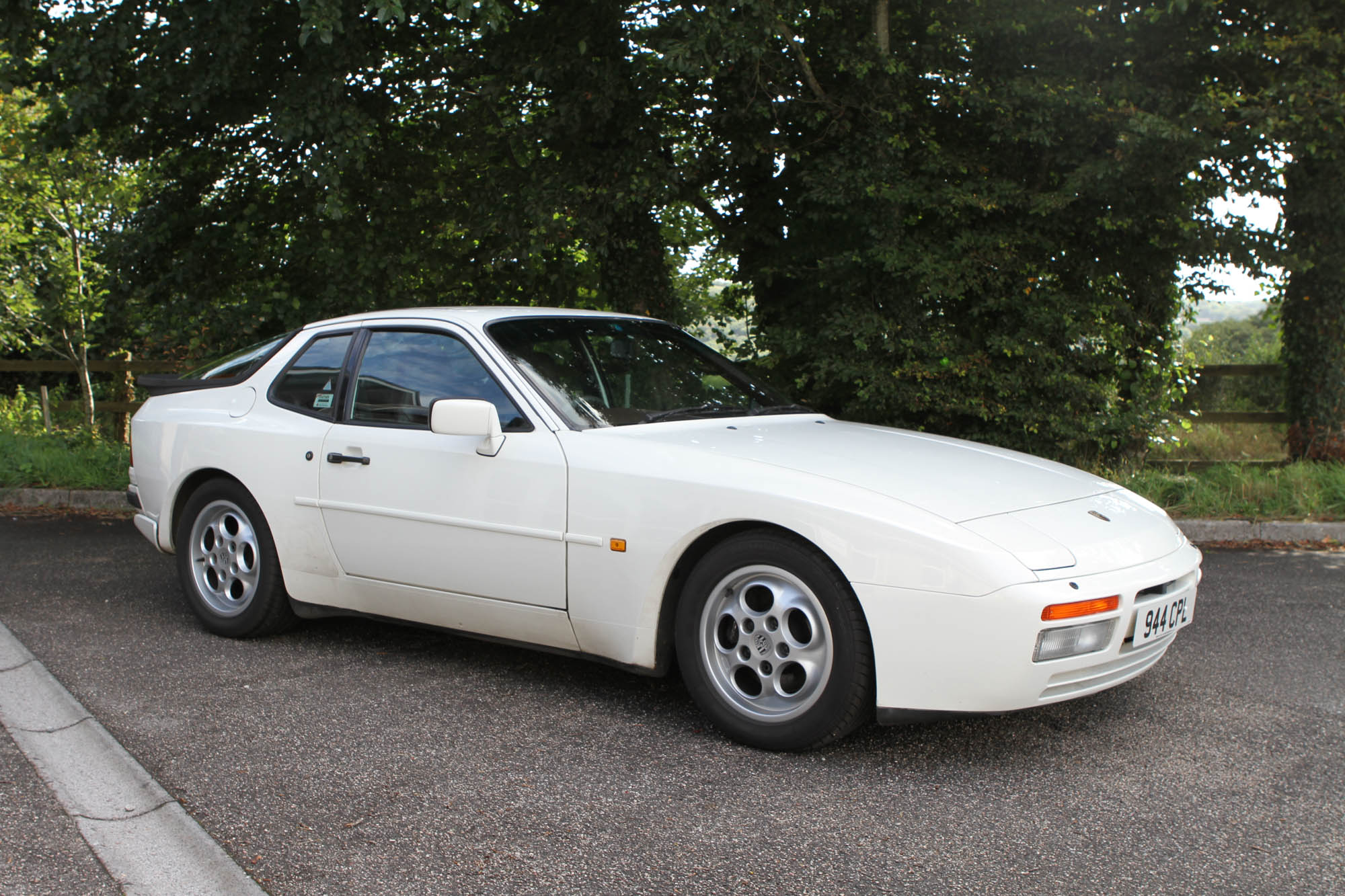1987 PORSCHE 944 TURBO - 1 OWNER FROM NEW