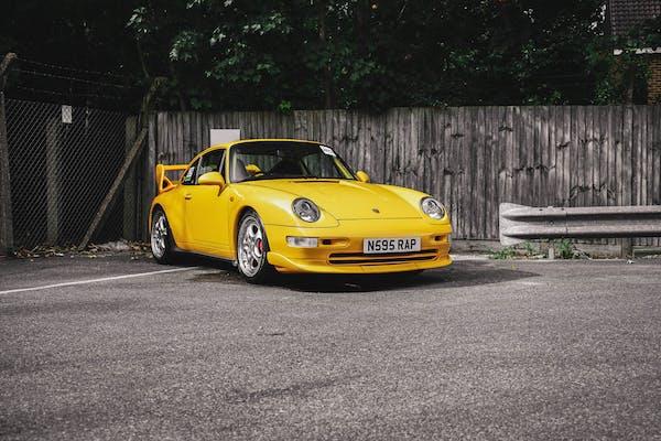 1995 PORSCHE 911 (993) RS CLUB SPORT 3.8 RECREATION