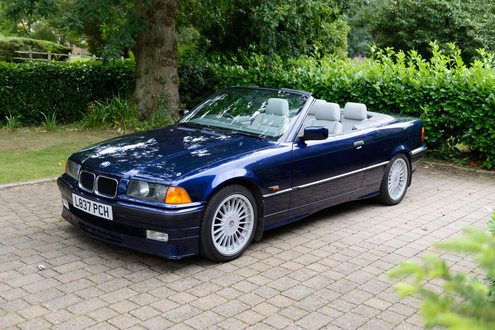 1994 BMW ALPINA B2.5 (E36) CABRIOLET