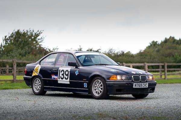 1996 BMW 328i (E36) EX-TOP GEAR RALLYCROSS CAR