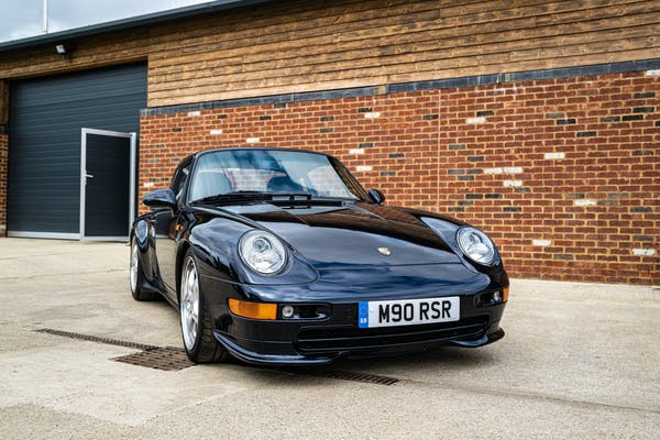 1995 PORSCHE 911 (993) RS EVOCATION