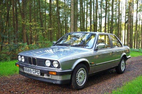 1987 BMW (E30) 320i - MANUAL