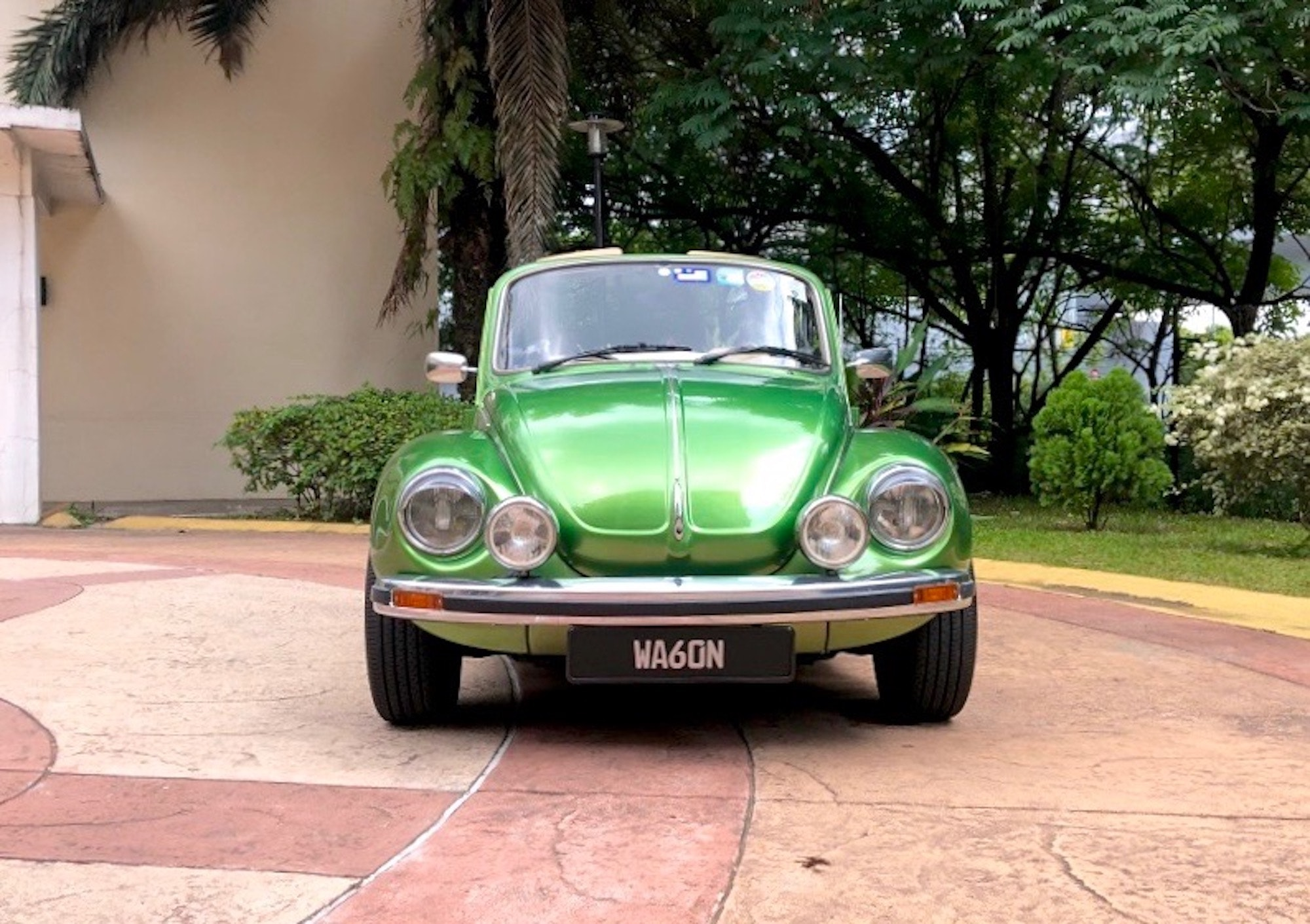 Paio Beetle//Golf//Autobus-AC837725 BEETLE CABRIO ** SA ** Serratura Porta Tira Wolfsburg