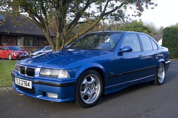 1996 BMW M3 (E36) EVOLUTION SALOON