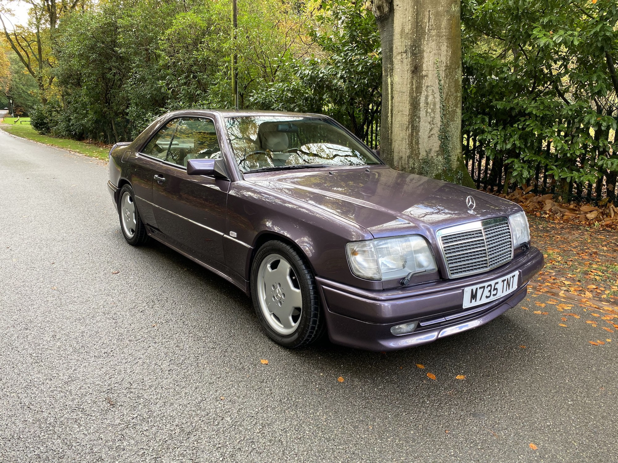 1994 MERCEDES-BENZ 320 CE AMG COUPE