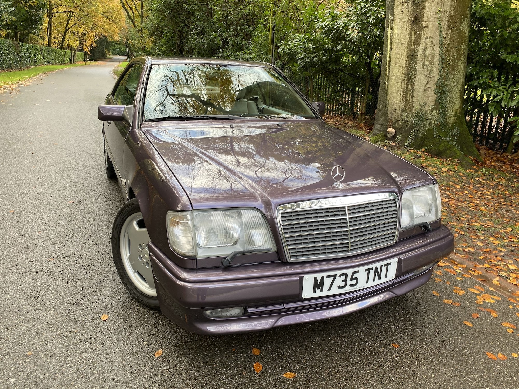1994 Mercedes Benz 320 Ce Amg Coupe
