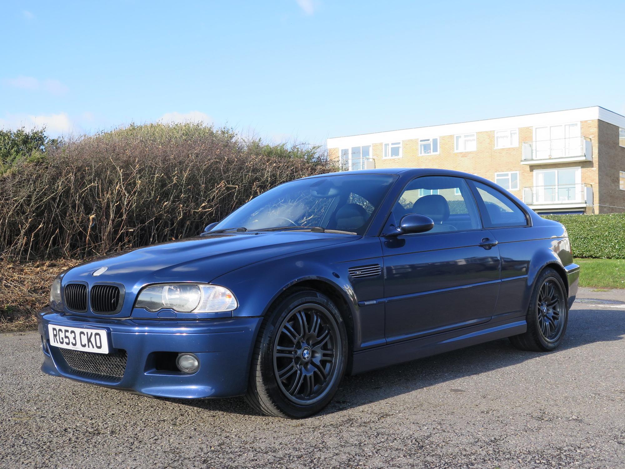 2004 Bmw E46 M3