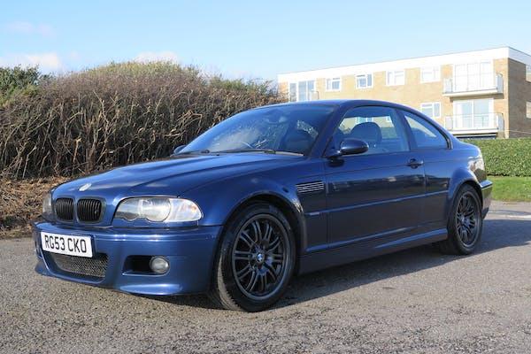 2004 BMW (E46) M3