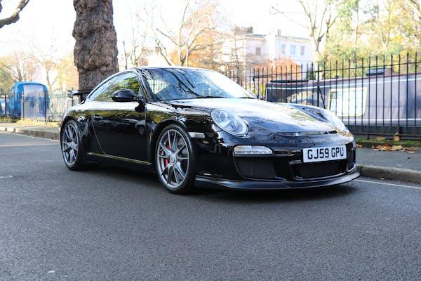2010 PORSCHE 911 (997) GT3