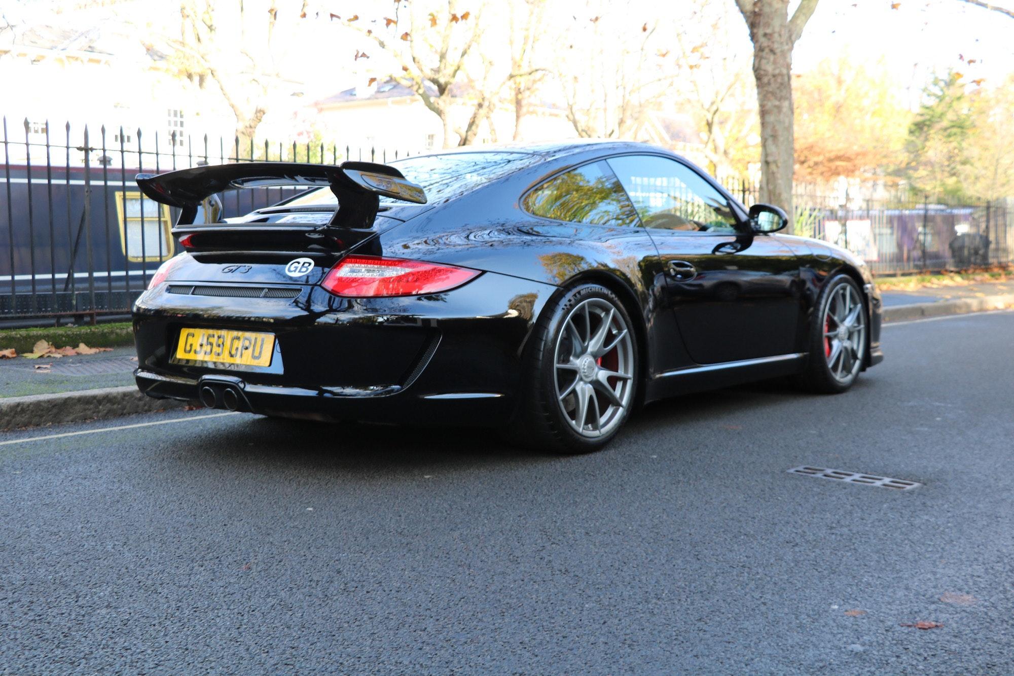 2010 Porsche 911 997 Gt3